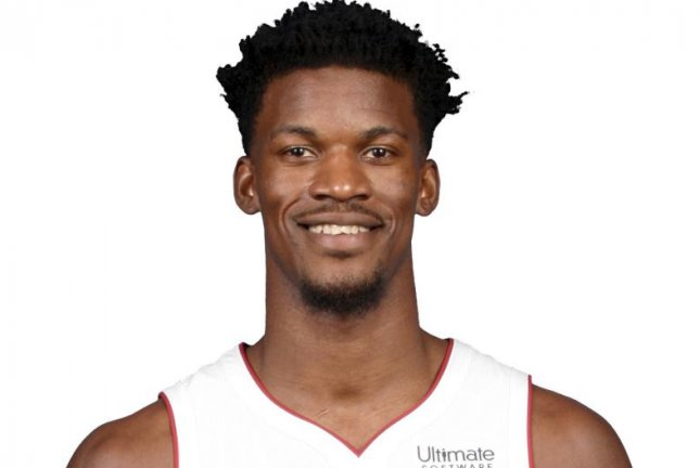Jimmy Butler has yet to play for the Miami Heat since joining the team in a July trade from the Philadelphia 76ers. Photo courtesy of NBA Media