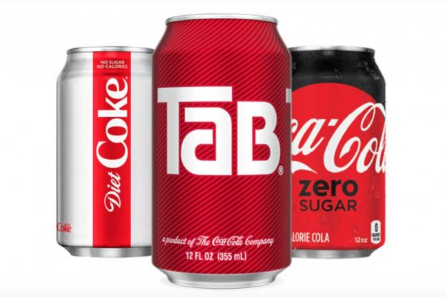 The Coca-Cola Company will discontinue production of its first diet soft drink, Tab, at the end of this year, the company announced Friday. Photo courtesy of Coca-Cola