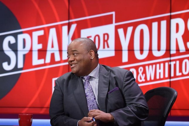 Jason Whitlock last appeared Friday on FS1's Speak for Yourself, but will no longer appear on Fox Sports after his contract expired. Photo courtesy of Fox Sports