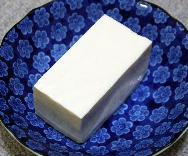 File photo of a block of Tofu (Wikimedia/DryPot)