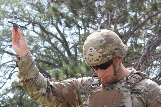 The United States and Britain are working on a jointly-funded project to automate data processing from sensors. Photo courtesy U.S. Army