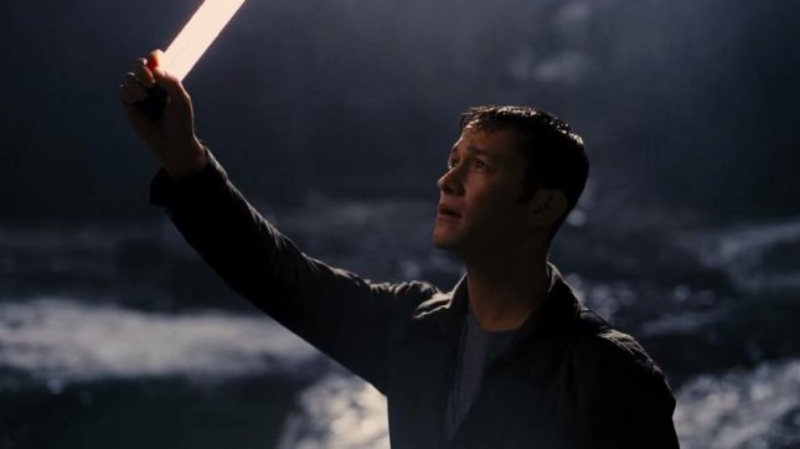 Joseph Gordon-Levitt in The Dark Knight Rises. (Warner)