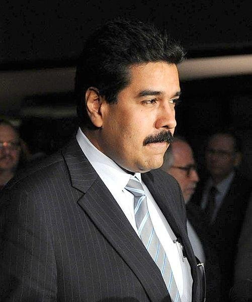 Venezuelan President Nicolas Maduro, pictured, announced a crack-down on crime following the January 6, 2014 murder of Venezuelan former beauty queen and actress Monica Spear and her ex-husband. (CC/Fabio Rodrigues Pozzebom/ABr)