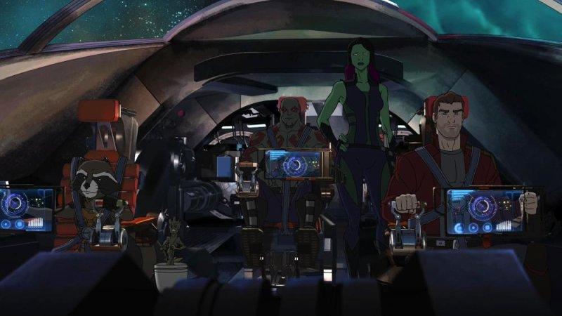 Disney XD renews 'Guardians of the Galaxy' for Season 2