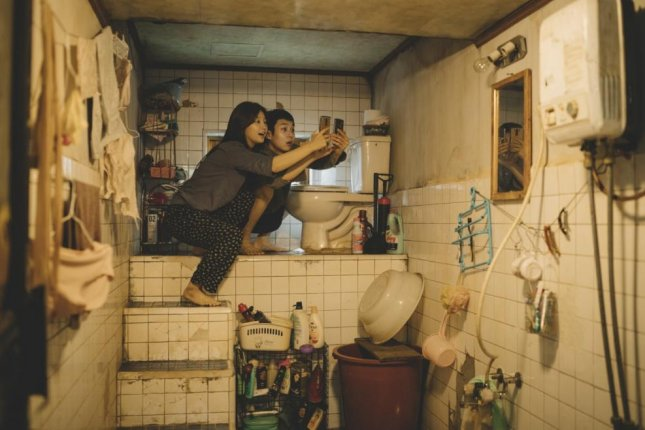 Households residing in half-basement homes in Seoul -- like this one depicted in the movie Parasite --  qualify for government-funded repairs, according to a local press report on Tuesday. Photo courtesy of Neon/CJ Entertainment
