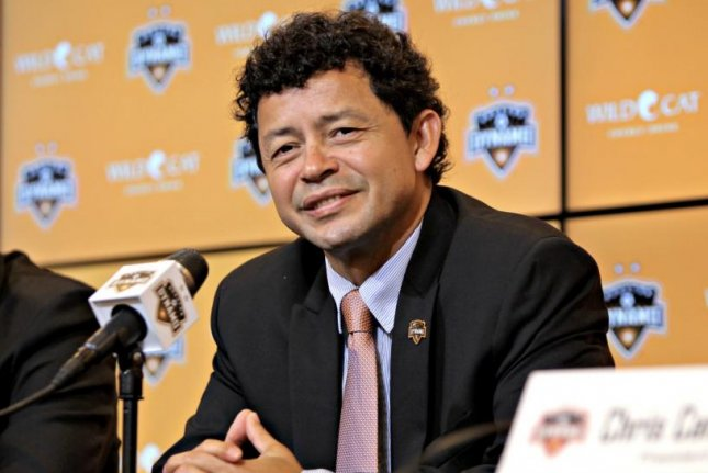 Wilmer Cabrera began coaching the Houston Dynamo in 2017. The club was off to its best start in franchise history this season before several losing streaks. Photo courtesy of the Houston Dynamo