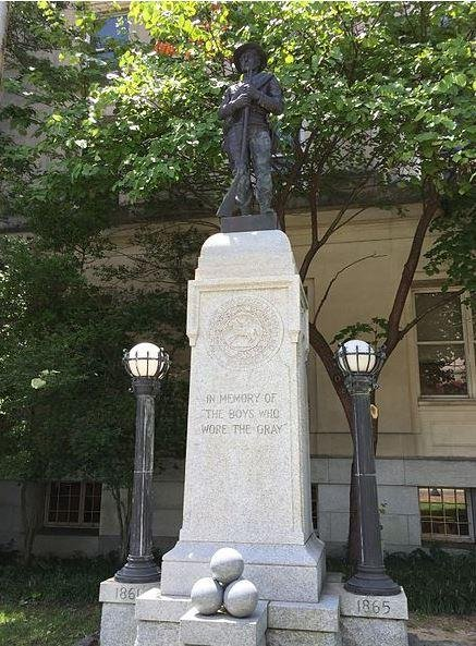 The Confederate statue that was brought down on Monday had stood in Durham, N.C., since 1924. Photo by Watchman27514/Wikipedia