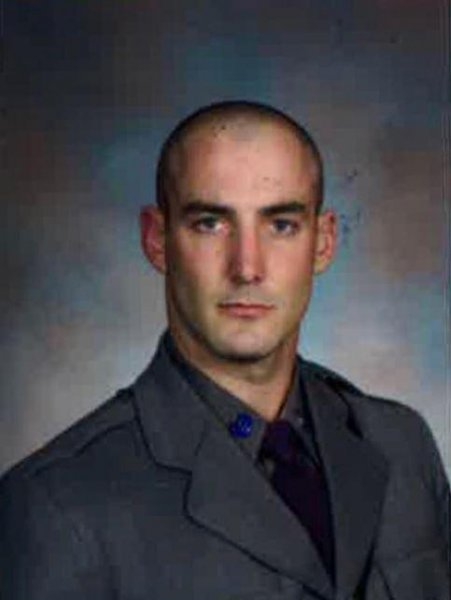 New York State Trooper shot dead by suicidal man, police say
