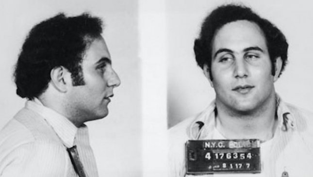 On August 10, 1977, 24-year-old postal employee David Berkowitz was arrested and charged with being the Son of Sam, the serial killer who terrorized New York City for more than a year, killing six young people and wounding seven others. Berkowitz was sentenced to life in prison. File Photo courtesy of the New York Police Department