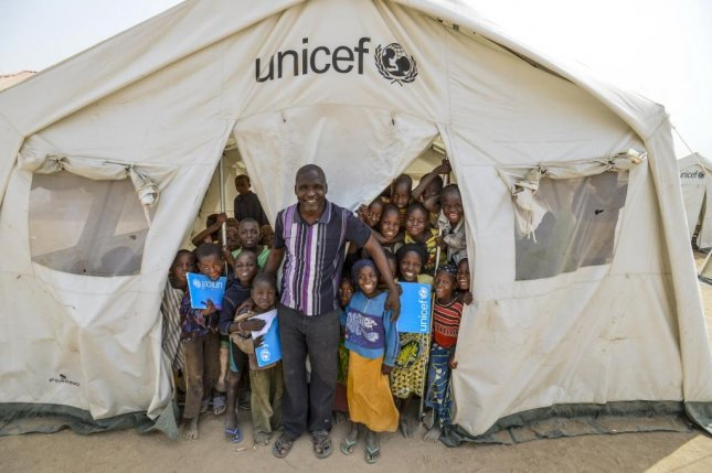 UNICEF deliveries of humanitarian aid to Borno state, Nigeria, were suspended Thursday after a convoy was attacked by suspected Boko Haram insurgents. Photo courtesy of UNICEF