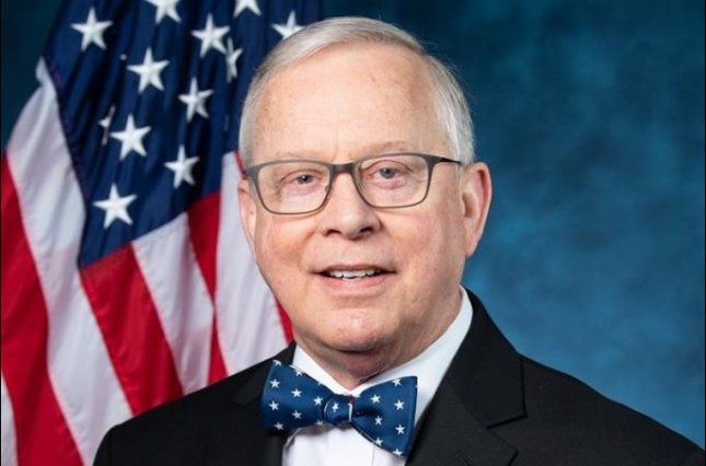 Rep. Ron Wright, R-Texas, was diagnosed with the coronavirus disease last month and died on Sunday night, his office said. Photo courtesy U.S. House of Representatives