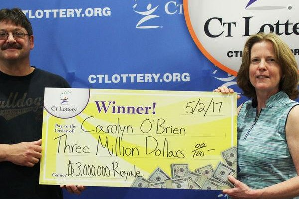 $3 million lottery winner says psychic saw it coming - UPI com
