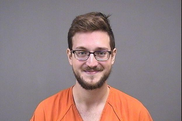 James Reardon, 20, pleaded not guilty to one count of telecommunications harassment and one count of aggravated menacing for making threats against a Jewish community center. Photo courtesy Mahoning County Sheriff's Office