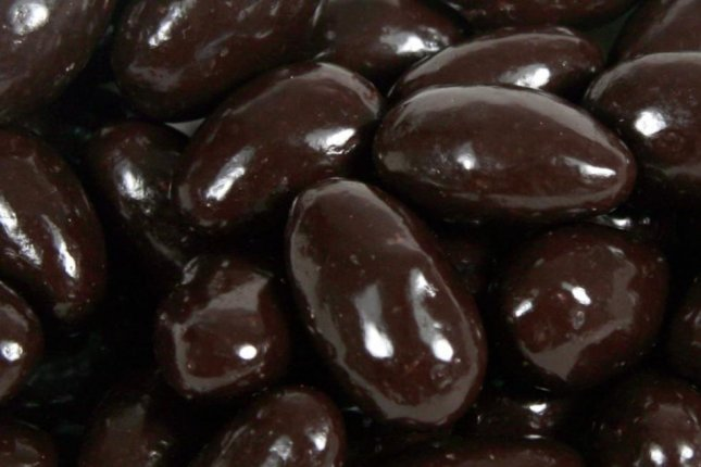 Candy maker GKI Foods and its distributor First Source are voluntarily recalling Dark Chocolate products, including ones with almonds sold in supermarkets and convenience store chains in 27 states. Photo courtesy of GKI Foods