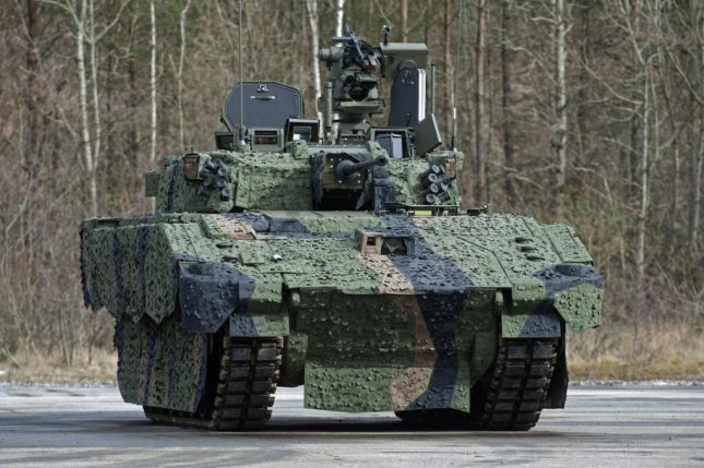 The Mobile Protected Firepower prototype General Dynamics has been contracted to provide for the U.S. Army is expected to be influenced by the U.K.'s AJAX vehicle, pictured. Photo courtesy of Saab