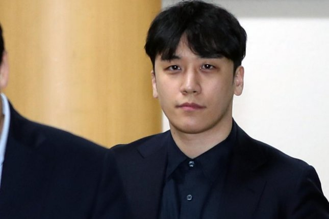 Big Bang singer Lee Seung-hyun -- popularly known as Seungri -- has been linked to a Gangnam-area nightclub called Burning Sun, where several women were allegedly drugged, sexually assaulted and filmed without their consent. Photo by Yonhap