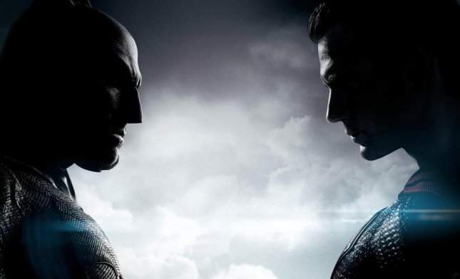 Iconic superheroes Batman and Superman square-off in the latest teaser for the upcoming comicbook showdown, Batman v Superman: Dawn of Justice. Photo courtesy of Warner Bros./Twitter