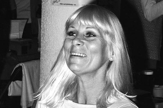 Grace Lee Whitney circa 1980. Photo: Larry D. Moore/Wikimedia