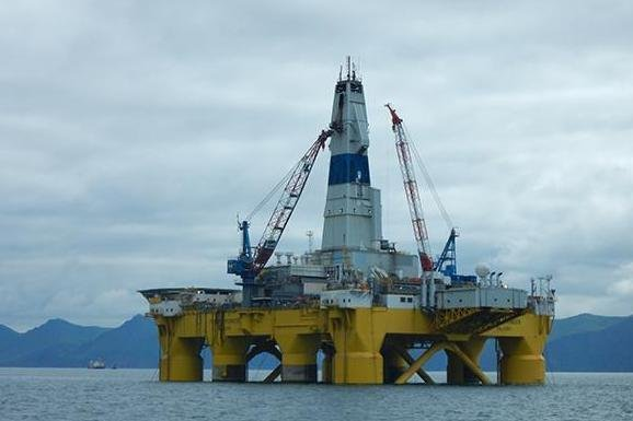 Environmental and conservation groups file to intervene in federal review of Shell's leases for operations off the coast of Alaska. Photo courtesy of the Bureau of Safety and Environmental Enforcement