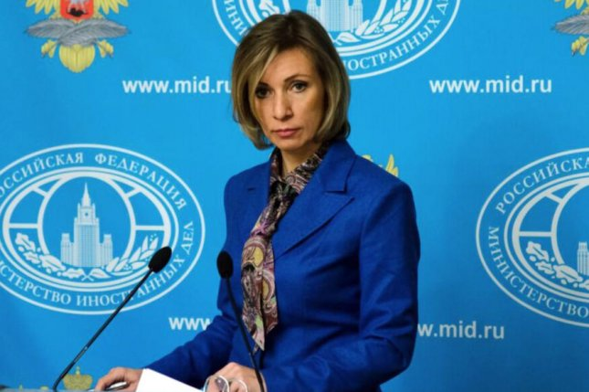 Foreign Ministry spokeswoman Maria Zakharova said the Ukrainian government attempted to sabotage Donald Trump's presidential campaign. Photo courtesy Ministry of Foreign Affairs of the Russian Federation