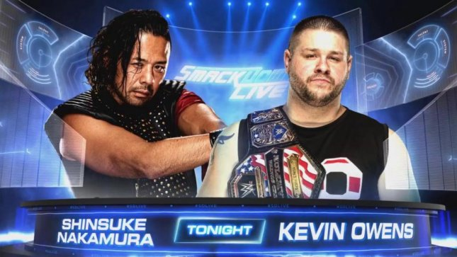 Lana Finally Makes Smackdown Debut; Kevin Owens Injures Thumb