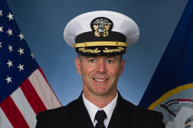 Capt. Kai Torkelson, commander of the Norfolk Naval Shipward in Virginia, was relieved of duty Monday. Photo courtesy of U.S. Navy