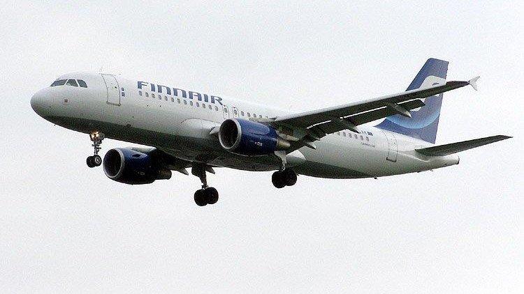 A Finnair Airbus A320. (CC/Adrian Pingstone)