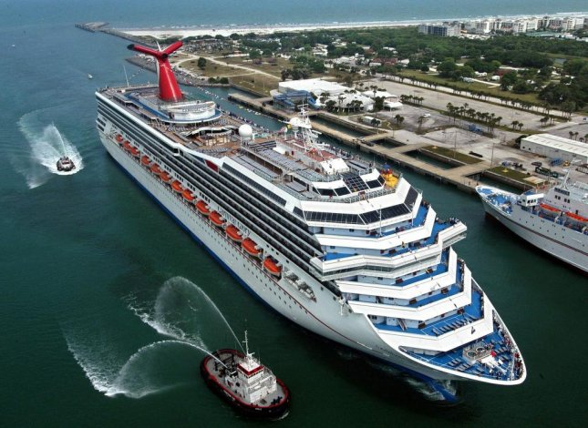 Girl Dies After Carnival Cruise Ship Fall UPIcom - Weekend cruises from florida