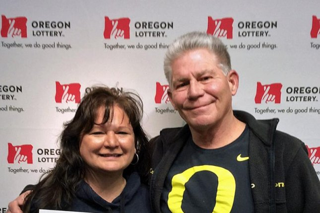 An Oregon man said he owes his $175,000 lottery jackpot to the need for a second trip to the grocery store when he forgot to buy tortillas. Photo courtesy of the Oregon Lottery