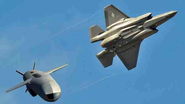 Artist's impression of an F-35 releasing a joint strike missile. Photo: Kongsberg Defense and Aerospace.