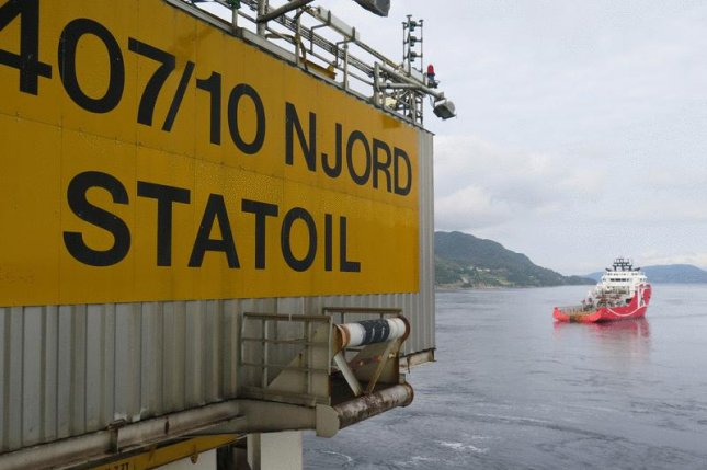 Norwegian energy company Statoil said the conditions are right to expand drilling program in 2017. Photo courtesy Johan Anthoniussen/Statoil