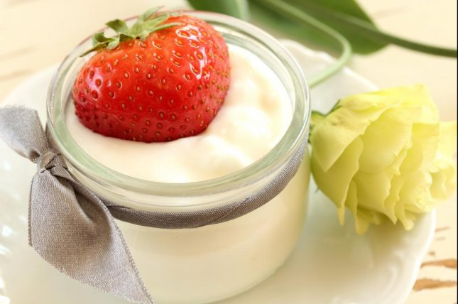 Researchers found in a study consuming yogurt may help reduce chronic inflammation, which is a factor in bowel and cardiovascular disease, arthritis, asthma and obesity. Photo by kamila/pixabay