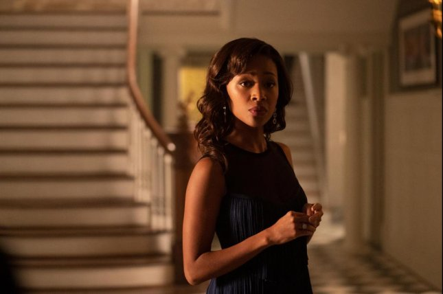 Nicole Beharie stars in the anthology series, Monsterland. Photo by Barbara Nitke/Hulu