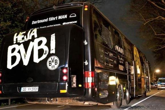 Borussia Dortmund bus bombing suspect admits to carrying out attack
