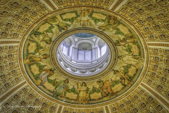 The Library of Congress issued additional exemptions to the Digital Millenium Copyright Act on Oct. 28, 2015 which allow the jailbreaking of various devices including phones, tablets and automobiles. This is a file photo of the Library of Congress' reading room in Washington, D.C. Photo by Tony Brooks/Flickr