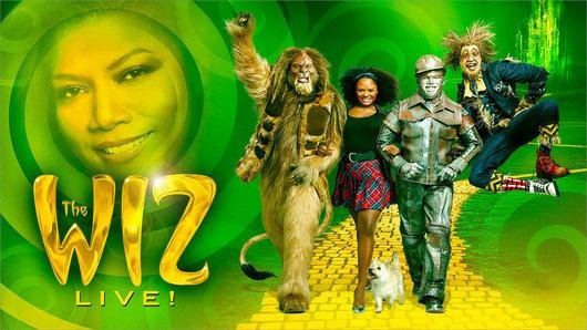 NBC has released the first promo for its upcoming musical production of The Wiz Live! starringDavid Alan Grier as the Cowardly Lion, Shanice Williams as Dorothy, Queen Latfiah as The Wiz, Ne-Yo as the Tin Man and Elijah Kelley as the Scarecrow. Photo courtesy of NBC.