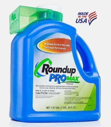 Roundup, made by Monsanto, is the best-selling weed killer in the world. Farmers and others have filed a lawsuit in federal court in San Francisco, claiming Monsanto failed to warn that exposure to Roundup could cause non-Hodgkin's lymphoma, a type of cancer. Photo courtesy of Monstanto