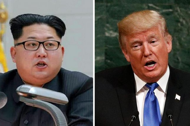 North Korea's Kim Jong Un and U.S. President Donald Trump must meet in order to end the cycle of provocations, a U.S. analyst says. File Photo by EPA-EFE/KCNA