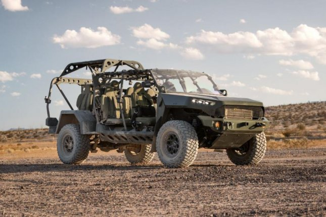GM Defense will build the first 649 examples of the U.S. Army's Infantry Squad Vehicle, the Defense Department said in announcing the $214.3 million contract. Photo courtesy of GM Defense