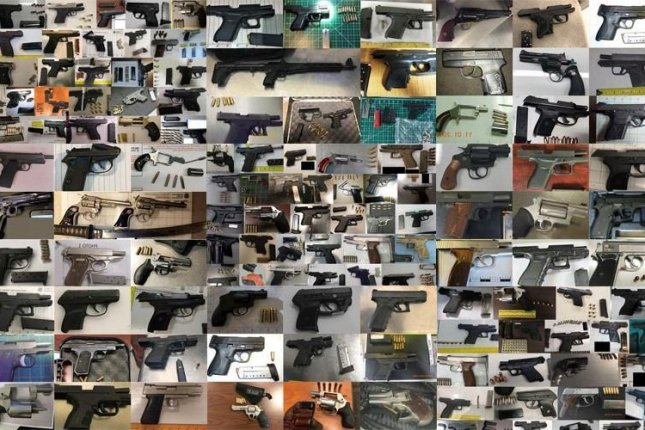 Record-Setting Number of Guns Found in Airline Baggage in 2018