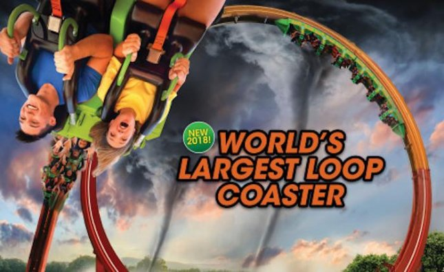 Six Flags announces new record-breaking coaster