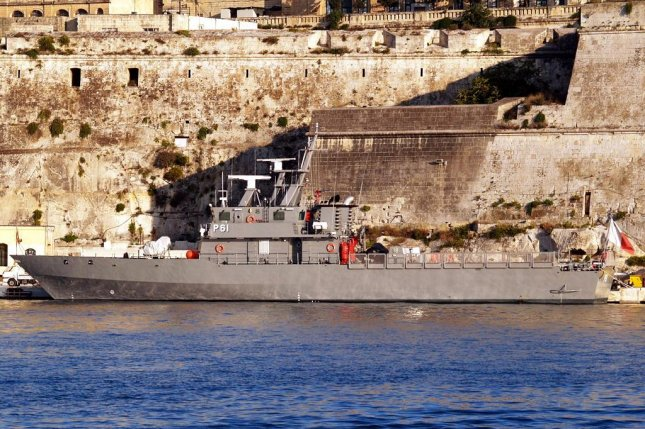 The armed forces of Malta hope to extend the service life of its P61 offshore patrol vessels with its new contract tin Fincantieri. Photo by Branko Cesljas/Wikimedia Commons