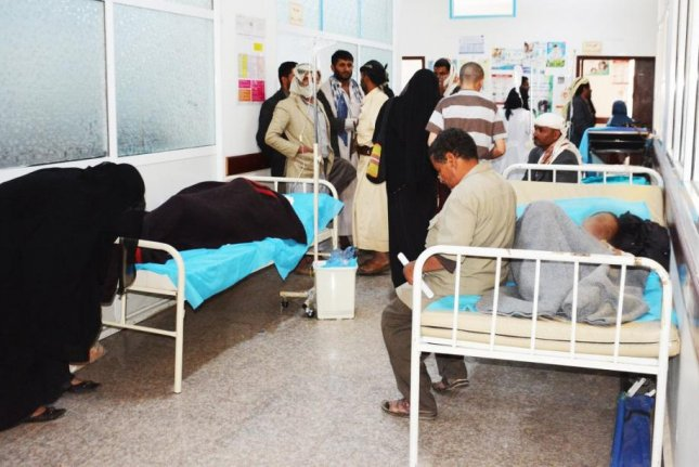 Number of suspected cholera cases hits 100000 in Yemen