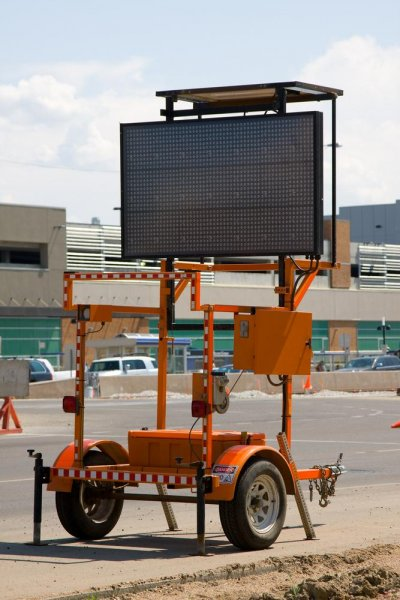 A Texas man managed to guess the username and password of an electronic road sign and changed the message to read Drive Crazy Y'all. Witnesses saw the man type the message and police later found him at a nearby gas station where he admitted to changing the sign because he found the message humorous. Photo by B Calkins/Shutterstock.com