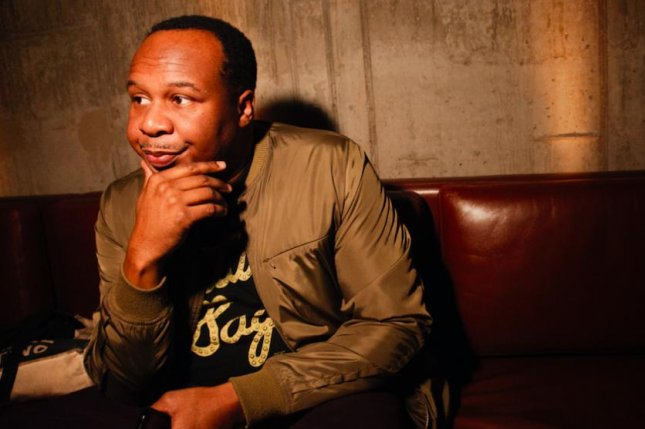 Comedian Roy Wood Jr. said ripple effects from the coronavirus crisis are likely to be felt in the stand-up comedy world for a long time after the pandemic subsides. Photo courtesy of Mindy Tucker