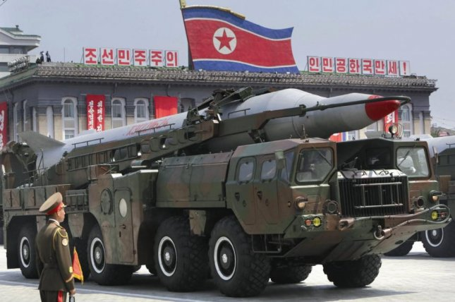 North Korea's continued missile provocations and nuclear tests have prompted Seoul and Tokyo to pass additional sanctions. File Photo by KCNA