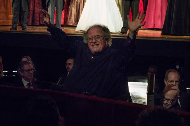 New York Met conductor James Levine accused of molesting teen boy