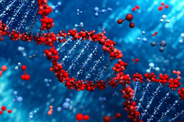 Scientists rearranged DNA molecules to create the world's smallest thermometer. Photo by Leigh Prather/Shutterstock
