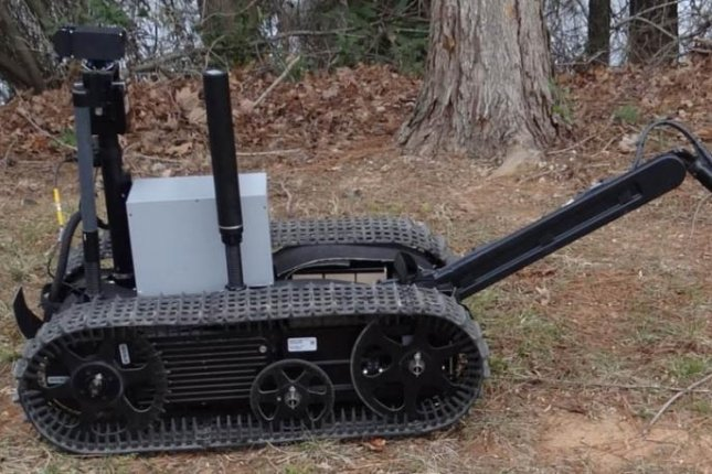 Army researchers have developed a new technology they say will make it easier to detect land mines. Photo courtesy of U.S. Army