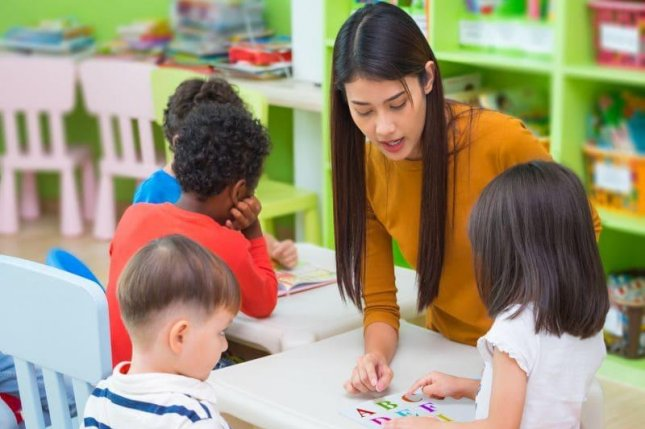 Investigators found that children born in the last quarter of a school year were 36 percent more likely than kids born in the first quarter of a school year to be diagnosed with ADHD.Photo courtesy of HealthDay News